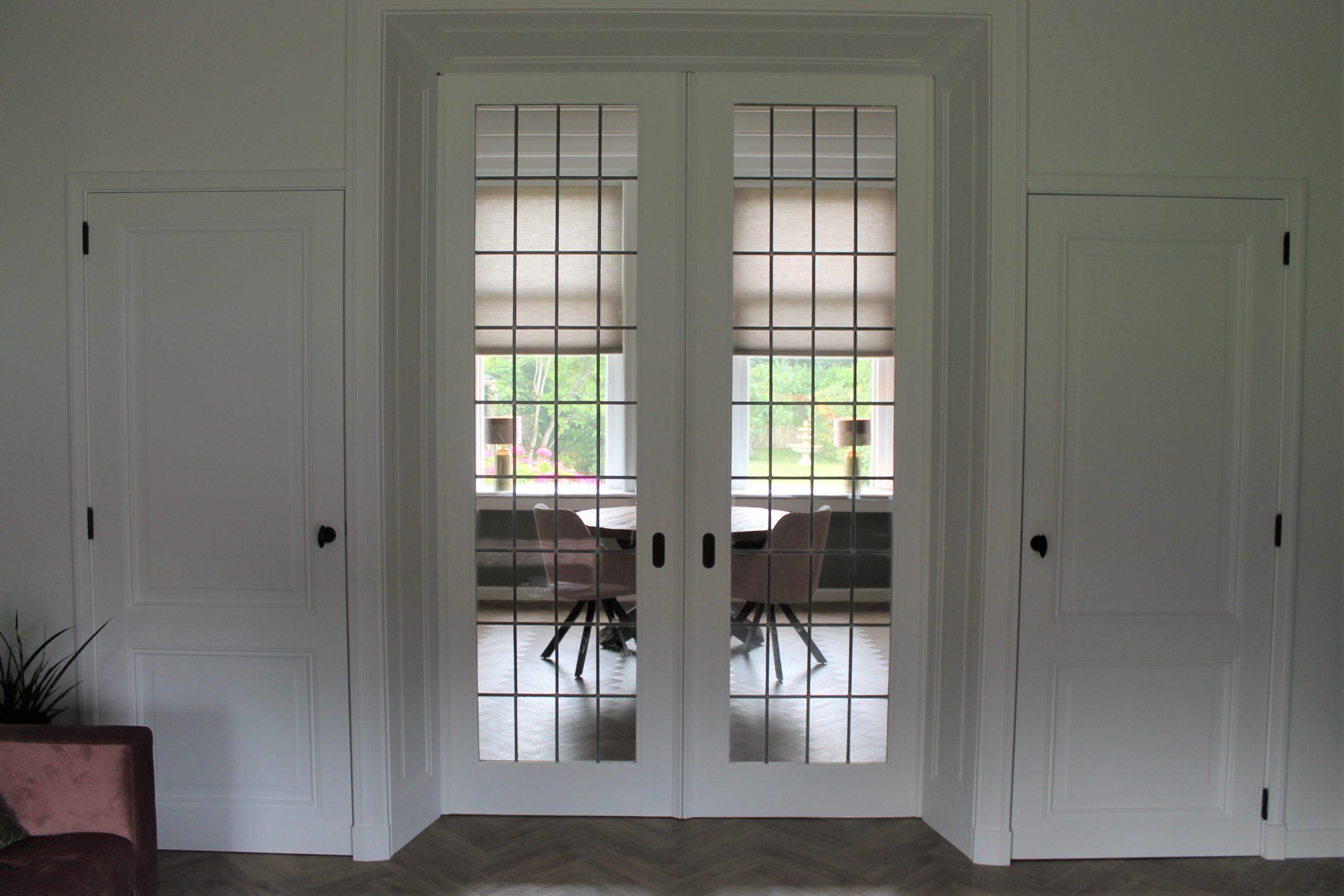 Houten deuren